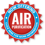 Now Offering Air Purification - Click Here For More Information