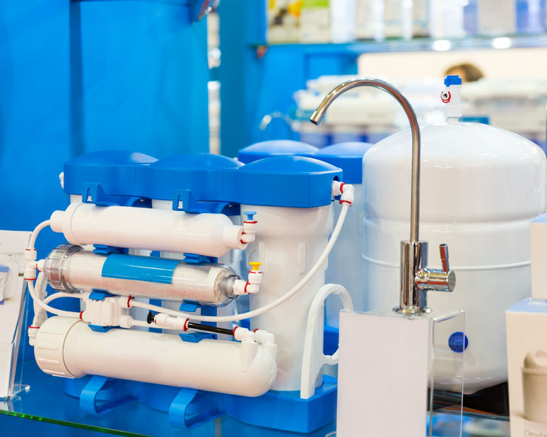 Complete Water Filter System