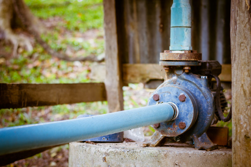 Use a Water Booster Pump With a Water Pump